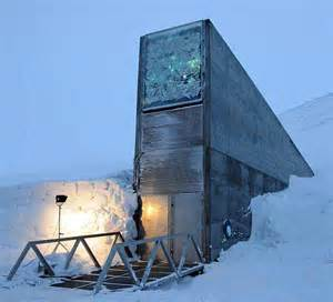 Who would have know your Microsoft Windows help pay for this global seed vault.
