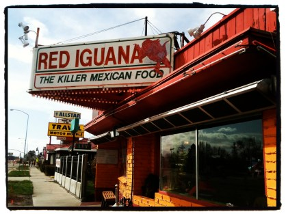 If you're in Salt Lake City, don't forget to drop by the Red Iguana for killer Mexican food. Bring all the wives.