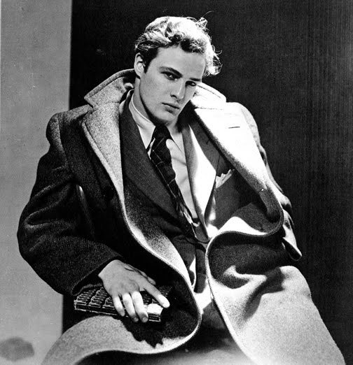 Could Brando ever play himself?